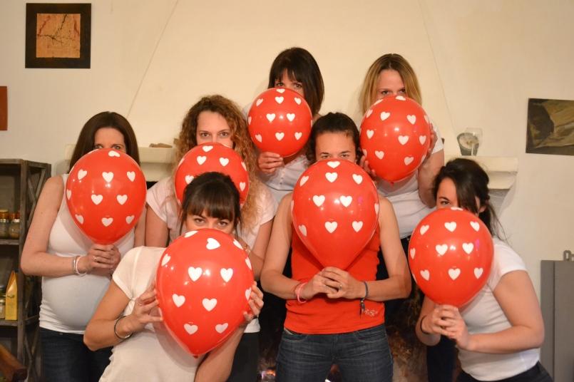 Lokipic - evjf ballons