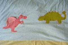 Lokipic - Tapis jeux Jungle Dino