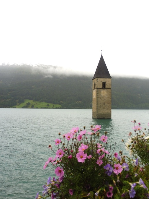 Eglise de Savine - Alpes 2017