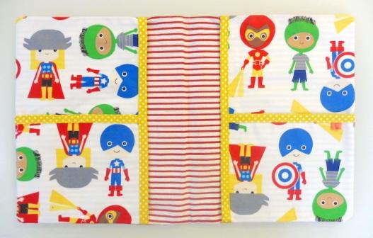 Box rentrée CP - super héros