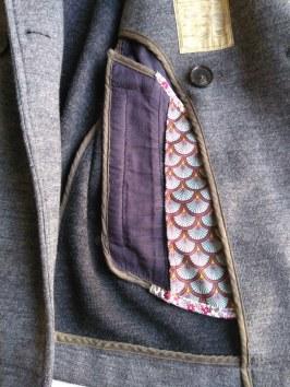 Lokipic - poches blouson