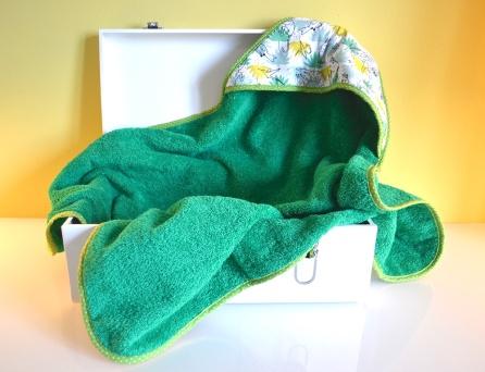 Lokipic - cape de bain bébé